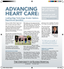 University of kansas hospital   heart valve   four page wrap