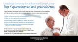 University of kansas hospital   heart valve   direct mail